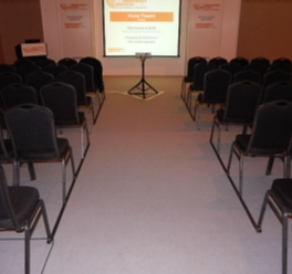 Conference equipment hire