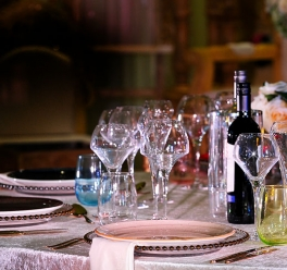 Luxury Dining Events