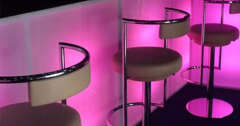 Bar Stool Rental from Event Hire UK