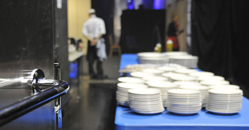 Catering Equipment Hire from Event Hire UK