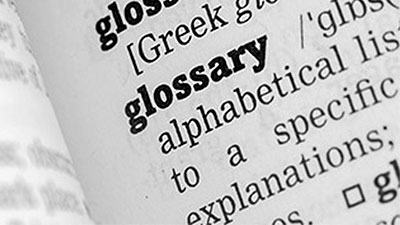Glossary from Event Hire UK