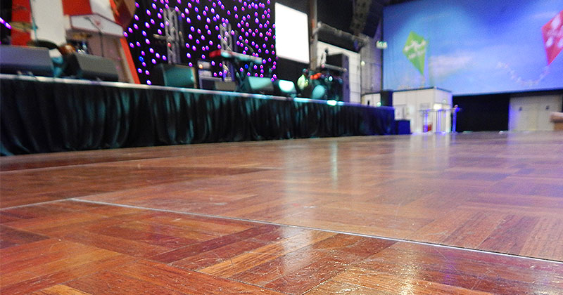 Hire A Dance Floor from Event Hire UK