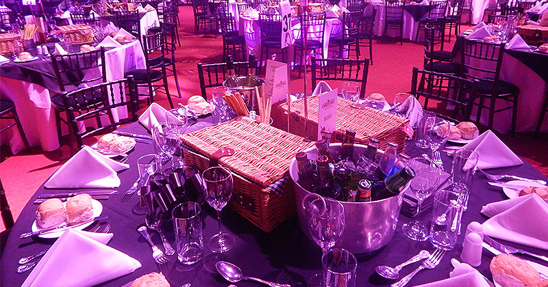 Hire Party Glassware from Event Hire UK