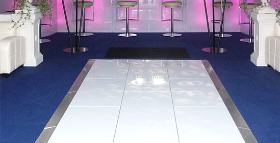 Hire Wedding Dance Floors from Event Hire UK