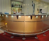 Gold bar hire