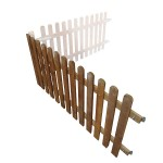 Picket Fencing Hire