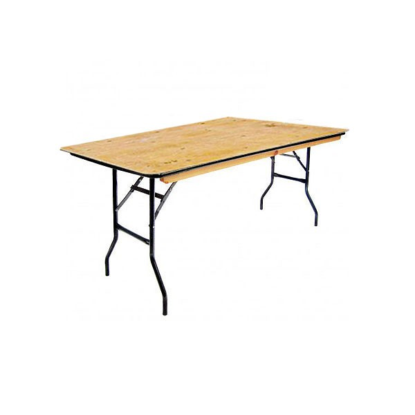 Beau 4ft Trestle Table Hire