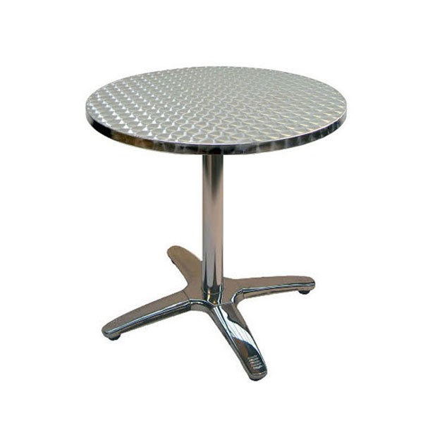 Jem Aluminium Round Table