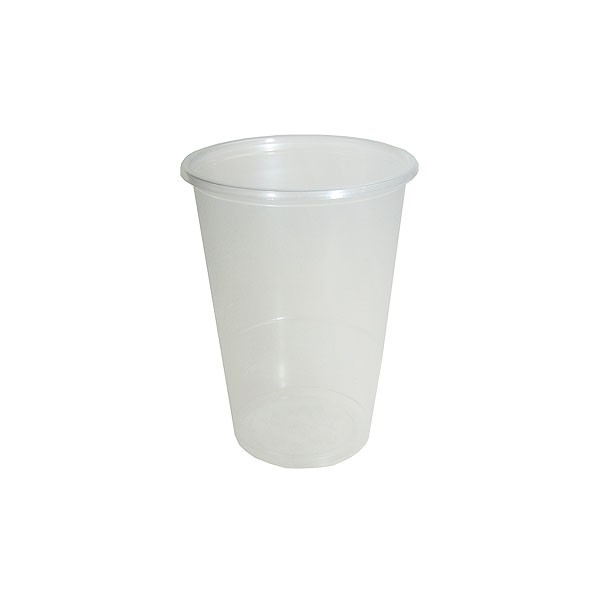 Disposable Half Pint To Brim Flexy Glass (Pack of 100)