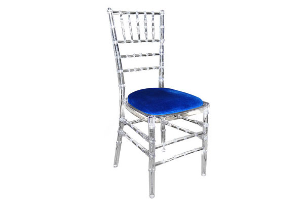 *NEW* Ghost Chiavari chairs for hire