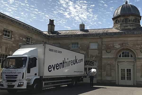 Event Hire at Woburn Abbey