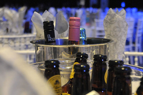 The A-Z of Event Hire: A is for aluminium wine cooler hire