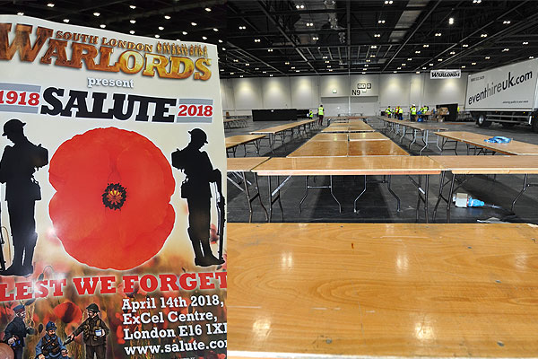 Event Hire at London ExCeL