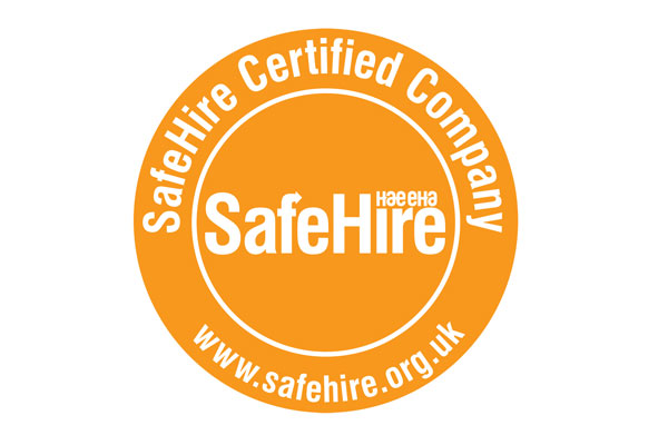 Event Hire UK achieves SafeHire accreditation