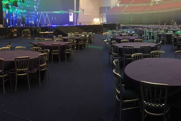 Event Hire UK at MOBO Awards 2017