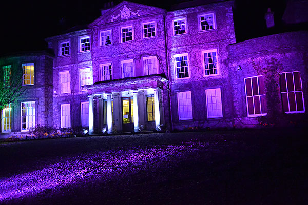 *NEW* Exterior venue illumination hire