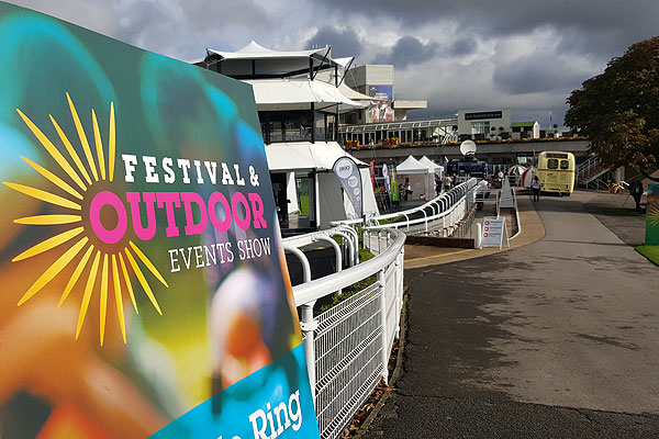 Event Hire at the Festival & Outdoor Events Show