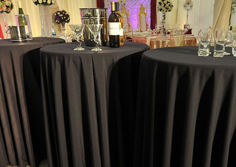 *NEW* Folding cocktail table hire