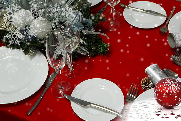 Hire furniture & equipment for Christmas at home
