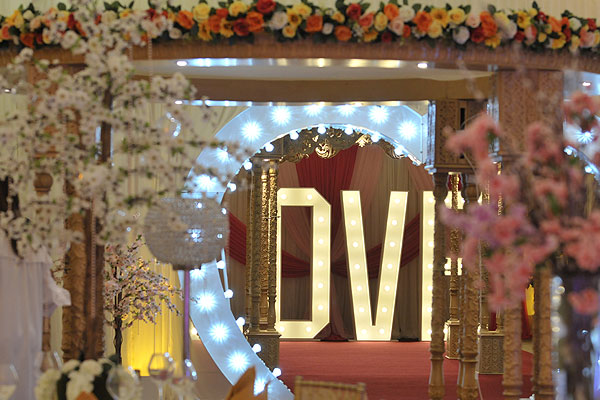 The A-Z of Event Hire: I is for illuminated sign hire