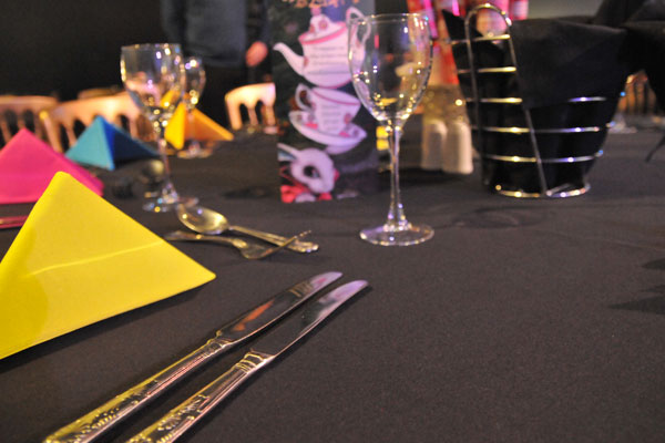 The A-Z of Event Hire: K is for kings cutlery
