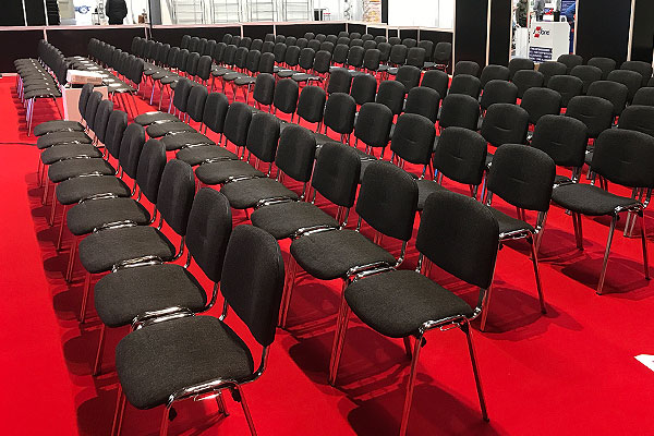 *NEW* Linking ISO conference chairs for hire