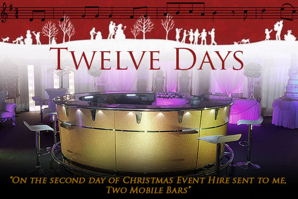 On the second day of Christmas...
