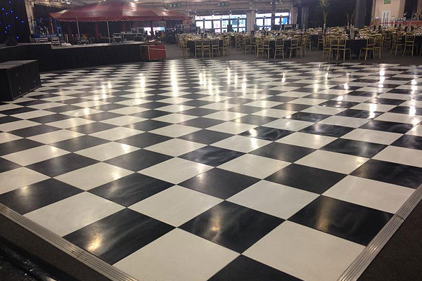 The A-Z of Event Hire: D is for dance floor hire