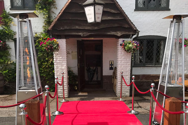 The A-Z of Event Hire: V is for VIP posts and ropes hire