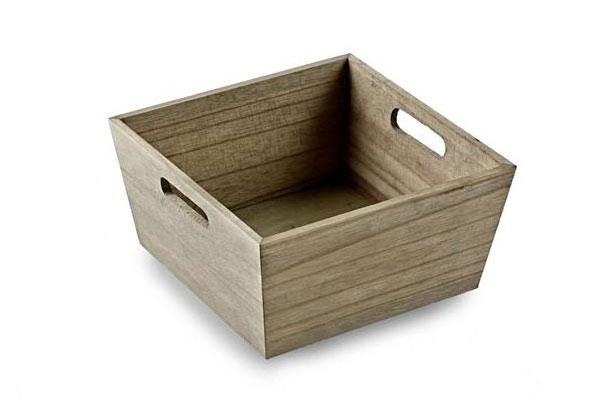 *NEW* Wooden bread baskets