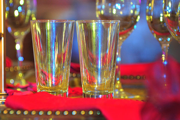 The A-Z of Event Hire: Y is for ypsilon tumbler hire