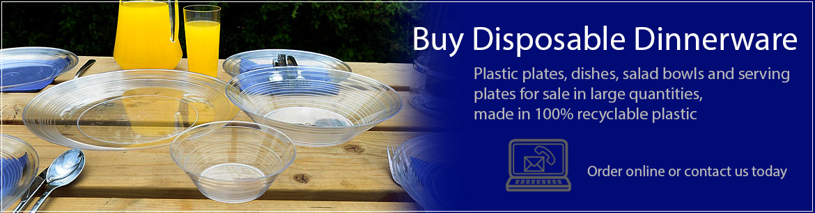 Buy Disposable Dinnerware