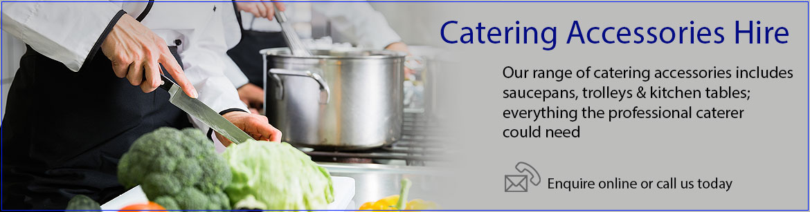 Hire Catering Accessories
