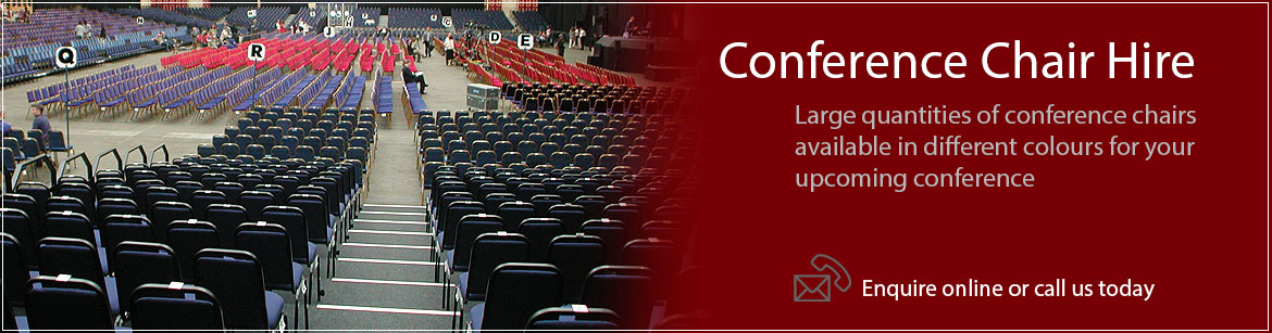 Hire Conference Chairs