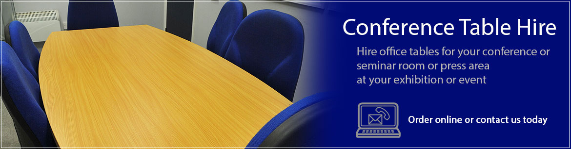 Hire Conference Tables