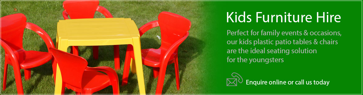 Hire Kids Furniture