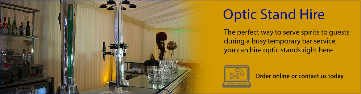 Hire Optic Stands