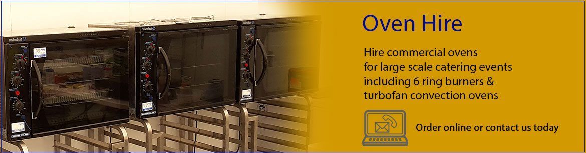 Hire Commercial Ovens