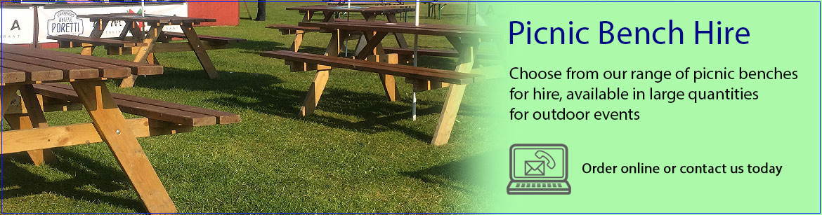 Hire Picnic Benches