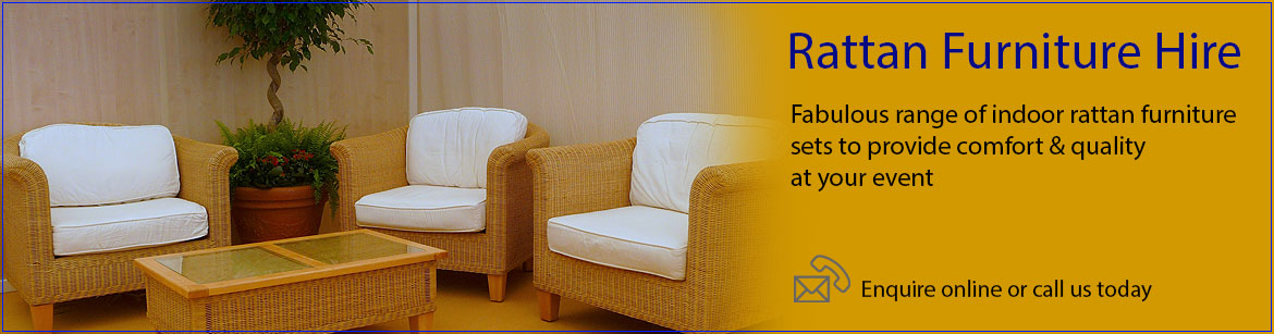 Hire Rattan Furniture