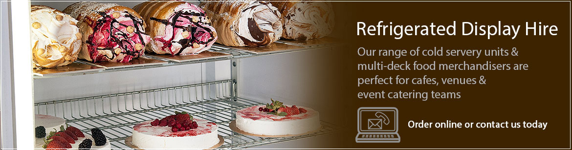 Hire Refrigerated Displays