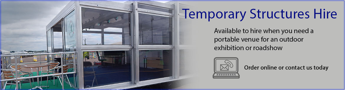 Hire Temporary Structures