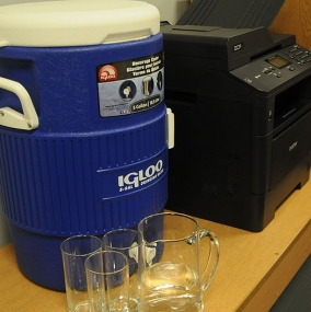 Insulated Drinks Dispenser Hire
