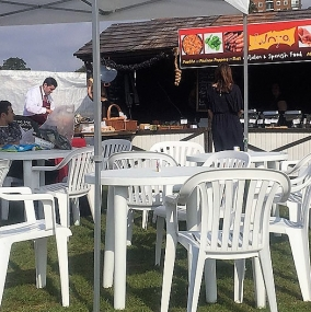 Outdoor Furniture Hire | Event Hire UK