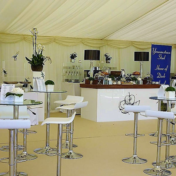 Bar & Bistro Furniture Hire Nottingham