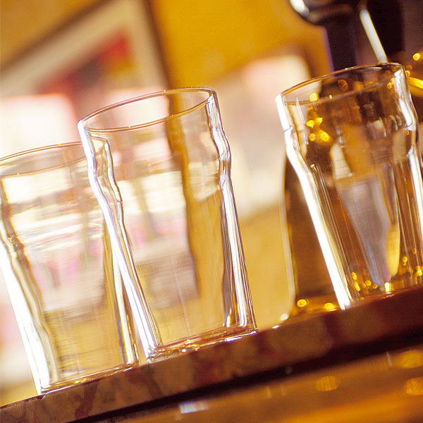 Beer Glass Hire London