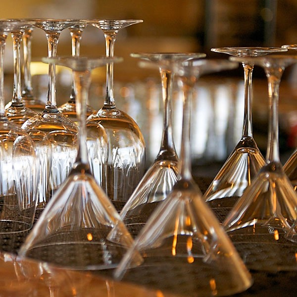 Cocktail Glass Hire London