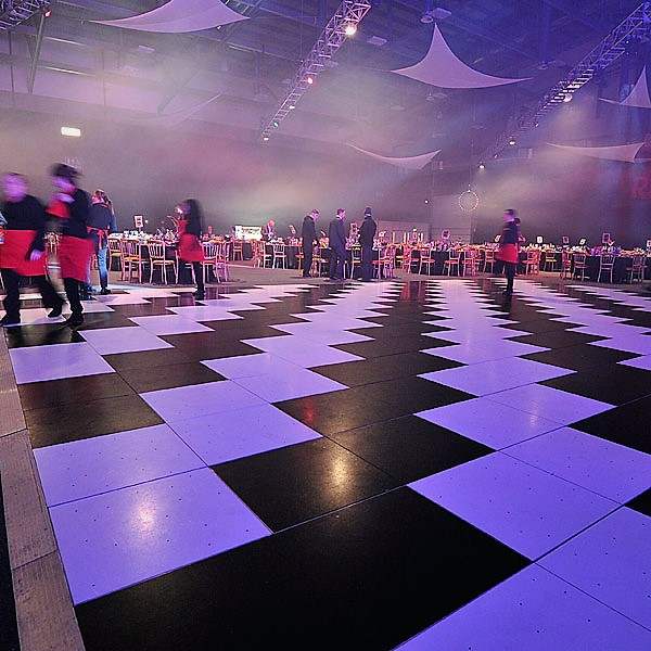 Dance Floor Hire Nottingham