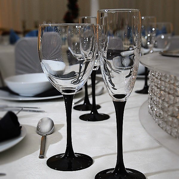Domino Stemware Glass Hire Bristol