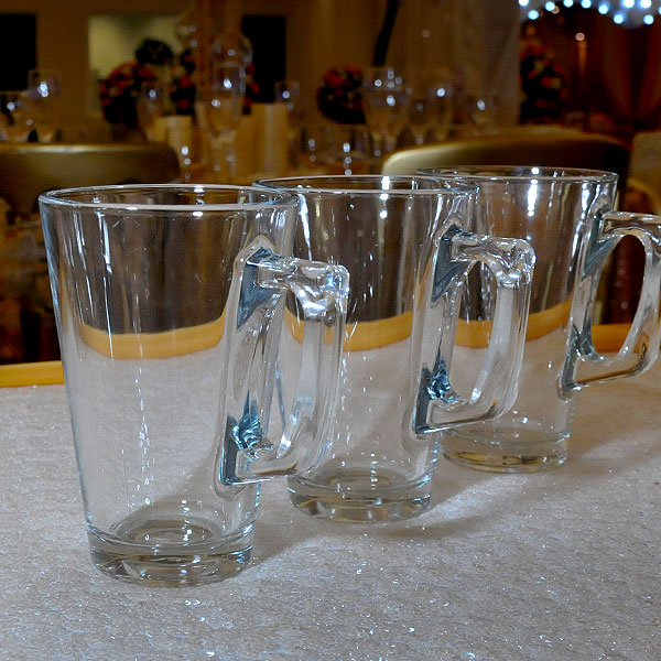 Mulled Wine Glass Hire London